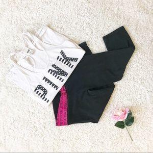 Pink • Tank & Capris Set